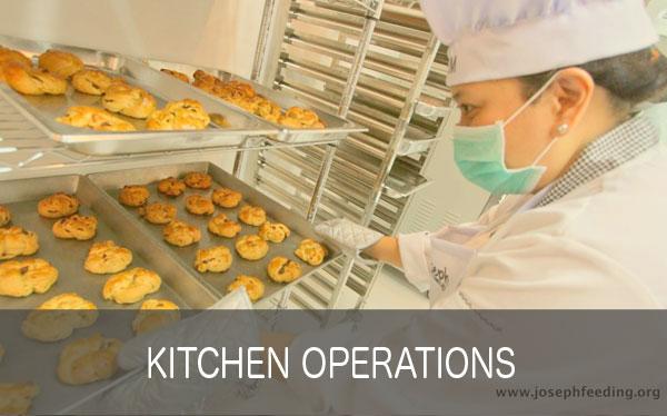 JFM Kitchen Operation