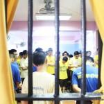 Prison: Pasig City Jail Film Showing