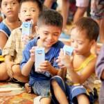 Feeding Outreach: Del Pan Evacuation Center