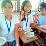 Public School Outreach: Cotmon National Highschool, Bicol