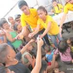 Feeding Outreach: Aroma Compound, Tondo Manila