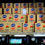 Product Partnership: Fruit Juice Delivery