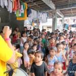 Feeding Outreach @ Bgy. Damayang Lagi QC.