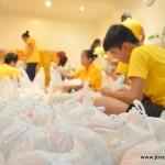 Relief Operation: Typhoon Lando Repacking of Relief Goods