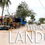 Relief Operation: Typhoon Lando