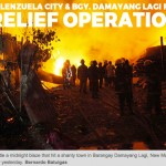 Fire Relief Operation: Valenzuela City and Damayang Lagi Q.C.
