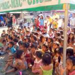 Feeding Outreach: Barangay Catmon, Malabon City