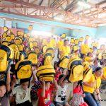 JFM Back to School 2016: Isla Puting Bato, BASECO