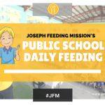 Launching of JFM's Public School Daily Feeding Program