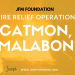 Relief Operation: Catmon Malabon Fire