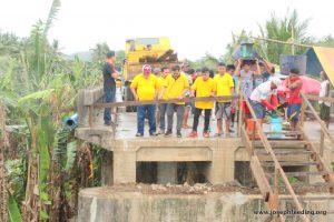 JFM Relief-Surigao Earthquake