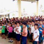 Relief Outreach: Timog Ponso Elementary School, Albay