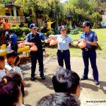 JFM Regional: Gotob Elem. School, Albay with PNP & BJMP Camalig