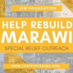 Mindanao: Help Rebuild Marawi – Special Relief Operation