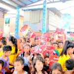 Christmas 2017: Gift-Giving at Aroma, Tondo