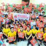 Christmas Gift-Giving: Palatiw Elementary School
