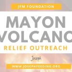 Relief Update: Mayon Volcano Eruption