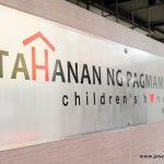 ORPHANAGE OUTREACH: Tahanan ng Pagmamahal Children's Home