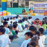 Visayas: Cabasi-Sta. Rosa Elementary School, Guimbal, Iloilo