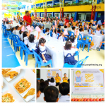 Daily Feeding Program: Pinagbuhatan Elementary School