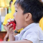 Daily Feeding: Heart's Day Treat for the Students