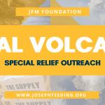 Relief Drive: Taal Volcano Eruption