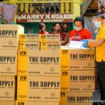 Covid19 Relief: The Supply Boxes for Brgy. Payatas Q.C.