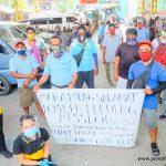 Covid-19 Relief: Sangandaan Maypajo-Divisoria Jeepney Drivers