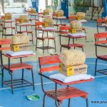 Covid 19 Relief- Pinagbuhatan Elementary School Families