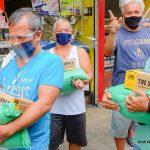 Covid-19 Relief: SPPJODA Brgy. 3, Caloocan City