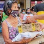 Typhoon Ulysses Relief: 2 Locations – Nangka, Marikina City