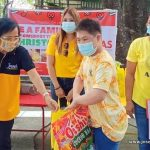 Be A Family 2020: Ass. of Disabled Persons-Jaro, Iloilo