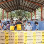 Fire Relief Operation-Bgy 719, Malate, Manila