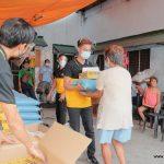 Covid 19 Relief: Happy Land, Tondo Manila