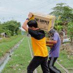 Fire Relief: Barangay Tanyag, Taguig