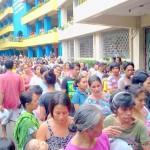 Typhoon Mario Relief: Santolan Elementary School