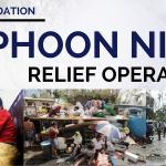 Disaster Relief Operation: Typhoon Nina (Nock-Ten)