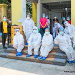 COVID-19 RELIEF: Delpan Quarantine Facility