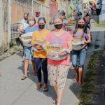 Quarantine Relief: Barangay May-Iba, Rizal